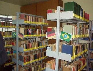 Biblioteca do CAPEF