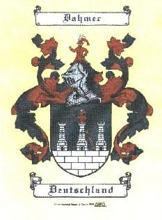 Brasão de Armas - Wappen