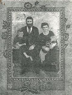 Casal: Wilhelm Peter Dahmer e Maria Müller