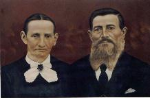 Bárbara Wingert e Georg Karl Maximilian Lohman